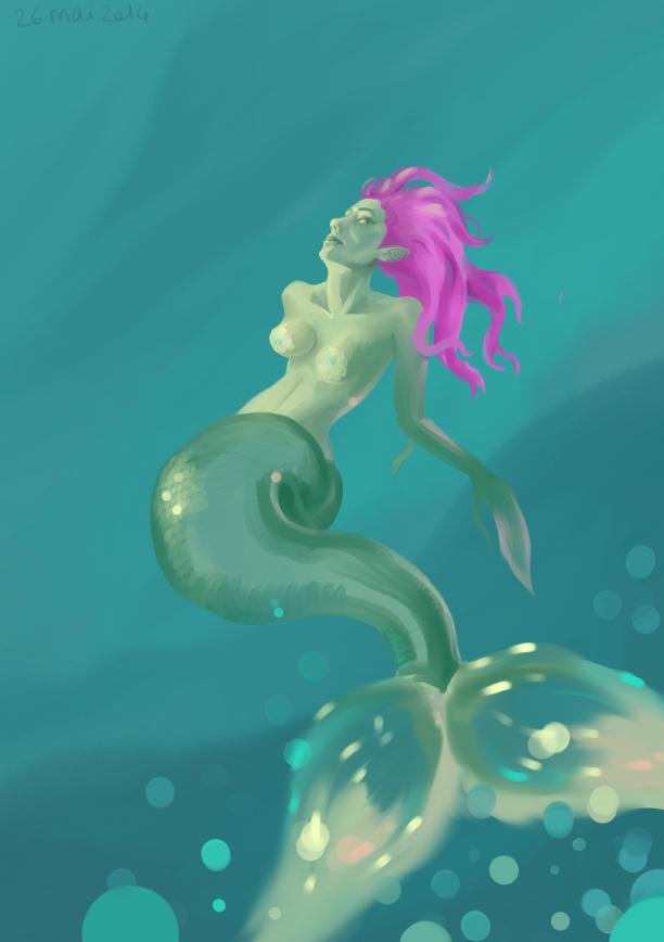Une Sirène pour Joana
